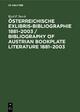 Österreichische Exlibris-Bibliographie 1881–2003 / Bibliography of Austrian bookplate literature 1881–2003 - Karl F. Stock