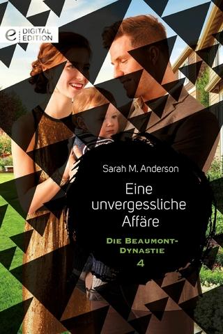 Eine unvergessliche Affäre - Sarah M. Anderson