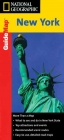 New York State Guide Map - National Geographic Society;  Laminating Services;  Rand McNally
