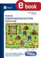 Einfache Lesespurgeschichten Mathematik - Sandra Blomann; Anke Zöh