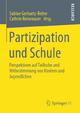 Partizipation und Schule - Sabine Gerhartz-Reiter;  Cathrin Reisenauer