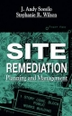 Site Remediation - J.Andy Soesilo; Stephanie R. Wilson