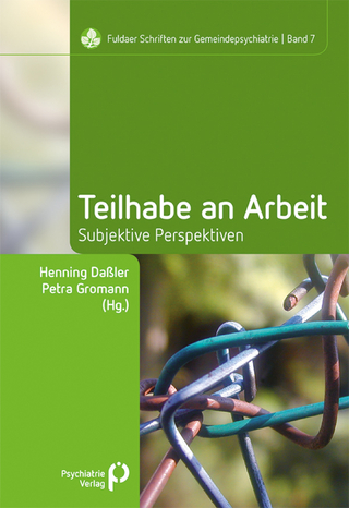 Teilhabe an Arbeit - Henning Daßler; Petra Gromann