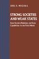 Strong Societies and Weak States - Joel S. Migdal
