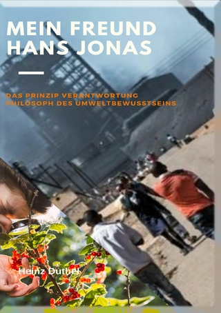 MEIN FREUND, HANS JONAS