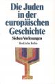 Die Juden in der europäischen Geschichte