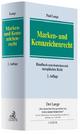 Marken- und Kennzeichenrecht - Paul Lange