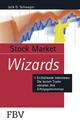 Stock Market Wizards - Jack D. Schwager
