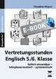 Vertretungsstunden Englisch 5./6. Klasse - Claudine Steyer