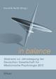 in balance. - Hendrik Berth