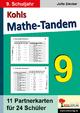 Kohls Mathe-Tandem / Klasse 9 - Jutta Stecker