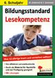 Bildungsstandard Lesekompetenz - Reinhold Zinterhof