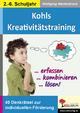 Kohls Kreativitätstraining - Wolfgang Wertenbroch