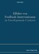 Effekte von Feedback-Interventionen in Development-Centern - Ulfried Klebl