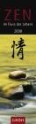 Zen - Im Fluss des Lebens, Lesezeichenkalender 2008