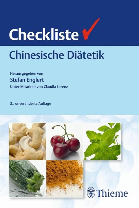 Checkliste Chinesische Diätetik -