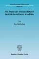 Der Status der Donauschiffahrt im Falle bewaffneter Konflikte. - Jens Baldtschun