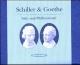 Schiller & Goethe zerstreut