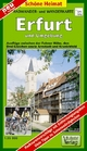 Radwander- und Wanderkarte Erfurt und Umgebung