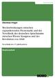 Wechselwirkungen zwischen expandierenden Pressemarkt und der Novellistik des deutschen Sprachraums zwischen Wiener Kongress und der Revolution von 1848 - Christian Finger