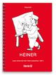 Lesen lernen nach dem Kieler Leseaufbau. Heft 4: Heiner - Fides Wulf