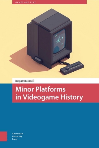 Minor Platforms in Videogame History - Nicoll Benjamin Nicoll
