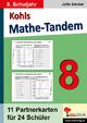 Kohls Mathe-Tandem / Klasse 8 - Jutta Stecker