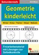Geometrie kinderleicht - Dirk Meyer