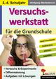 Versuchswerkstatt für die Grundstufe - Wolfgang Wertenbroch