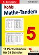Kohls Mathe-Tandem / Klasse 5 - Jutta Stecker