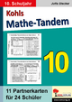 Kohls Mathe-Tandem / Klasse 10 - Jutta Stecker