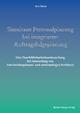 Simultane Personalplanung bei integrierter Auftragsfolgeplanung - Arne Ruban