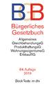 9783423050012 - Bürgerliches Gesetzbuch BGB - Buch