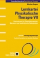 Lernkartei Physikalische Therapie