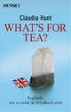 9783453685345 - Claudia Hunt: What's for tea? - Buch