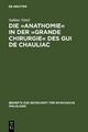 Die »Anathomie« in der »Grande Chirurgie« des Gui de Chauliac - Sabine Tittel