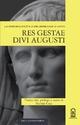 Res Gestae Divi Augusti - Nicolás Cruz
