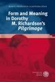 Form and Meaning in Dorothy M. Richardson´s 'Pilgrimage' - María Francisca Llantada Díaz