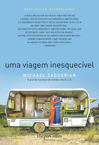 Uma viagem inesquecível - Michael Zadoorian