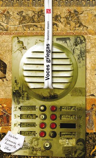 Voces griegas - Beatrice Masini; Bruno Aceves Humana