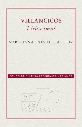 Villancicos - Sor Juana Inés de la Cruz