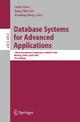 Database Systems for Advanced Applications - Lizhu Zhou; Beng Chin Ooi; Xiaofeng Meng