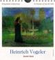 Heinrich Vogeler, Postkartenkalender - Heinrich Vogeler