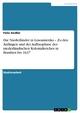 Die Niederländer in Lusoamerika - Zu den Anfängen und der Aufbauphase des niederländischen Kolonialreiches in Brasilien bis 1637 - Felix Seidler