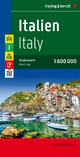 Italien, Autokarte 1:600.000 - Freytag-Berndt und Artaria KG