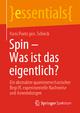 Spin - Was ist das eigentlich? - Hans Paetz gen. Schieck