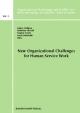 New Organizational Challenges for Human Service Work - Johnny Hellgren; Katharina Näswall; Magnus Sverke; Marie Söderfeldt