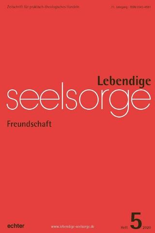 Lebendige Seelsorge 5/2020 - Erich Garhammer; Verlag Echter