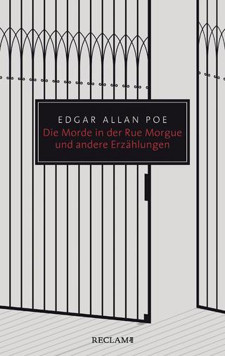 Die Morde in der Rue Morgue und andere Erzählungen - Edgar Allan Poe; Manfred Pütz