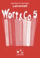 Wort & Co. / Sprachbuch für Gymnasien: Wort & Co. / Wort & Co. LH 5: Sprachbuch für Gymnasien / Loseblattsammlung